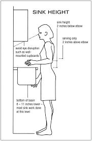 height of kitchen counter standard counter height kitchen kitchen standard counter height is there medium size