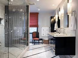 red bathroom color ideas. Black White And Red Bathroom Decorating Ideas Unique Stainless Steel Faucet Designs Iron Art Chandelier Remarkable Bathtub Design Glass Windows Color