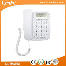 caller id big on telephone