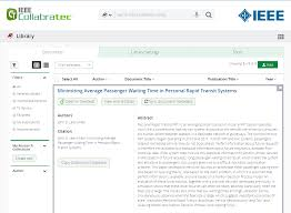 How To Use Overleaf With Ieee Collabratec Your Quick Guide To