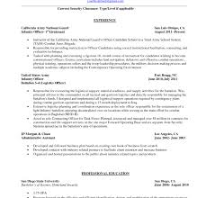 army to civilian resumes sample resume junior enlisted tech excellent army to civilian