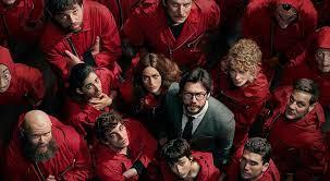 Netflix to end ratings hit 'La Casa De Papel' after fifth season – TBI  Vision