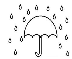 Small Picture Umbrella to Cover from Raindrop Coloring Page Color Luna