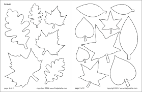 On november 9, 2019 by coloring.rocks! Leaf Templates Free Printable Templates Coloring Pages Firstpalette Com