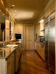 galley kitchen lighting ideas. Galley Kitchen Contemporary Charleston By Frederick Architects Lighting Ideas