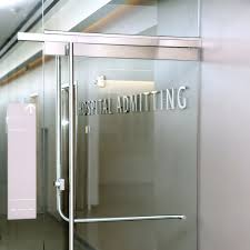 good all glass door d o r m a gla floating header for with transom thi i image of
