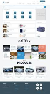 Template For Advertising Classified Ads Joomla Template Software Joomla Monster