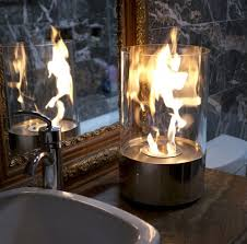 awesome real flame gel fuel in bathroom modern with bio ethanol fireplace gel fuel fire pit