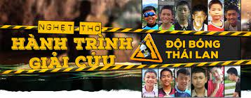 Nghẹt thở hành trình giải cứu đội bóng nhí Thái Lan mất tích - VietNamNet