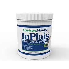inplais non slip area rug backing 16 oz tap to expand