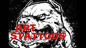 что означает татуировка питбуля