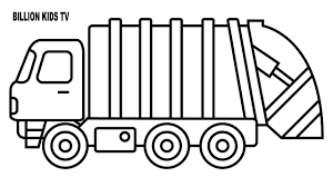 Dump Truck Coloring Pages 96 With Dump Truck Coloring Pages