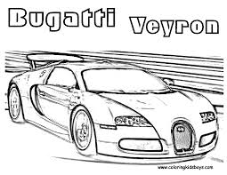 Small Picture Cool Race Car Coloring Page 43 2435