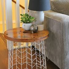 15 diy end table plans