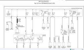 1997 jeep cherokee blows fuse 5 auto shutdown relay graphic graphic graphic