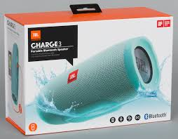 Bluetooth-<b>колонка JBL Charge 3</b>: