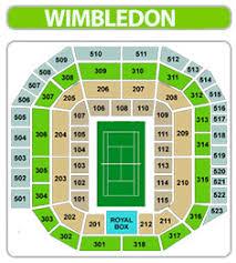 New Wimbledon Theatre Seating Plan Wimbledon Seating Chart