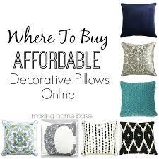 Cheap Decorative Pillows Canada
