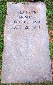Ola Hart Mosley (1899-1984) - Find A Grave Memorial