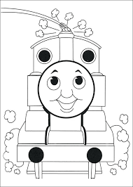 thomas train coloring pages page the tank engine color