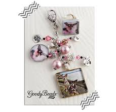 bling and sparkle glass tiles photo tiles dog