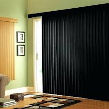 amazing thermal patio door curtains roller shades for sliding glass doors with blinds hanging over ro