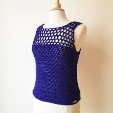 Crochet Tank Top Pattern Unique Catalina Crochet Tank Top Pattern Stitch Hustle
