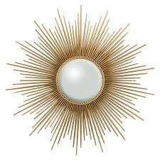 gold sunburst mirror. Sunburst Mirror Gold R