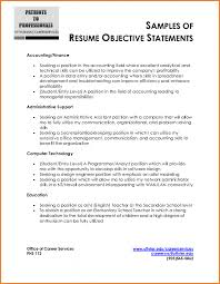 Preschool Teacher Resume Objective Examples Teachers Resume Objective Examples Best Of Objectives For Computer 20
