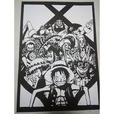 切り絵オーダー イラストオーダー アニメのフリマ オタマート