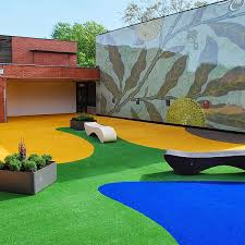 Small Picture School playground garden design for primary school courtyard