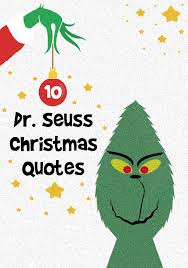 Some could be overwhelming when thinking about money, gifts, travel, and of course.family. 10 Dr Seuss Christmas Quotes The Grinch Quotes