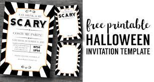Halloween Invites Free Templates 35 Halloween Invitation Free Psd