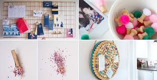 diy notice board 10 terrific ideas that are but effective