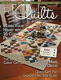 Primitive Quilts and Projects: Amazon.com: Magazines & Primitive Quilts and Projects Adamdwight.com