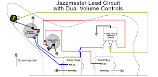 upgrading jazzmaster electronics part ii wiring mods reverb news Volume Pot Wiring Diagram click to view full size volume potentiometer wiring diagram