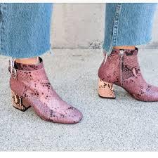 Freda Salvador Shoes   New Freda Salvador Hendrix Boot In Rose ...
