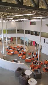 ... Algonquin College, Student Commons Interior ...