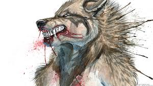 Wolf holding sword anime wallpaper, berserk, black swordsman. Hd Wallpaper 1920x1080 Wet Rage By Katrineh On Deviantart