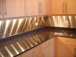 Stainless Steel Backsplash Kitchen Stainless Steel Backsplash Trim Molding Homeremodelingideasnet