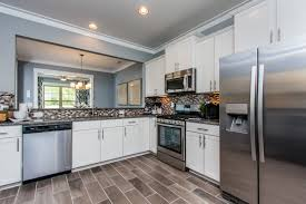 Latest Trends In Kitchen Flooring Gray Plank Flooring All About Flooring Designs