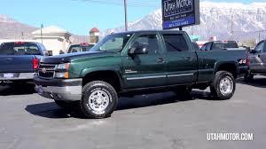 2005 Chevrolet Silverado 2500 LS 6.6L Turbo Diesel Engine - Utah ...