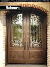 wrought iron glass doors doors wrought iron doors custom iron doors entry doors custom designs iron