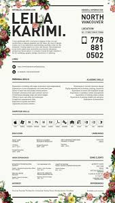 isabellelancrayus splendid ideas about sample resume templates design resume attractive great resume for the creatives design by yasmin leo ive hired and not and nice nanny description for resume