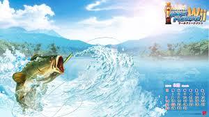 wii fishing rod wallpaper 45633
