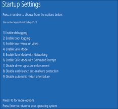 Advanced Options Windows 10 How To Use The Advanced Startup Options To Fix Your Windows 8 Or 10 Pc