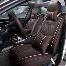 get ations new car seat four seasons general wholly surrounded by leather cloth cloth truck cars applicable automotive