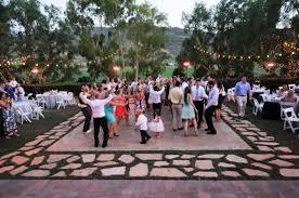 C Wedding Outdoor Dancefloor