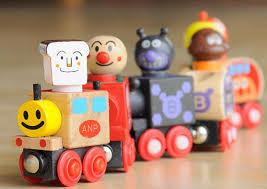 <b>Free shipping wooden</b> toy 6pcs Cars Magnetic small <b>Cartoon</b> Train ...