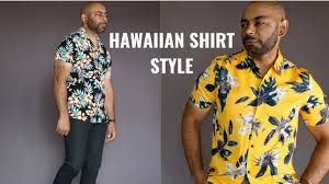 How To <b>Wear</b> A <b>Hawaiian</b>/Floral <b>Shirt</b> 8 Different Ways - YouTube